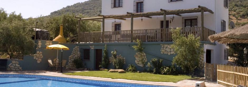 Casa rural centro de andaluc a carcabuey c rdoba el tejar viejo - Casa rural carcabuey ...