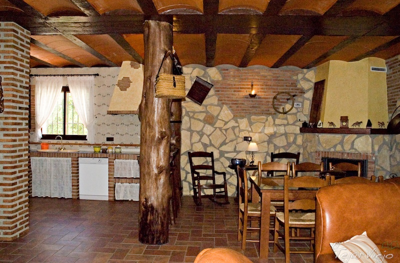 Casa fotos casas rurales asturias decoraci n de - Casas rurales de madera ...