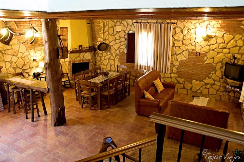 Interiores casa rural centro de andaluc a carcabuey - Casas rurales interiores ...